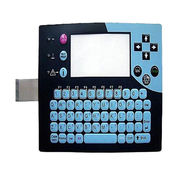 PET Customized Membrane Keypad from China (mainland)