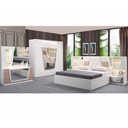 2016 new modern home furniture bedroom set from China (mainland)