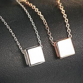 Women's Sterling Silver Necklace from Wenzhou Success Group Ekstar Co. Ltd
