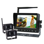 Wireless mobile vision system for agricultural equipment safety vision from Veise Electronics Co. Ltd