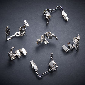Electronic contact pins from China (mainland)