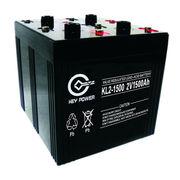 2V/1500Ah Telecom Battery from China (mainland)