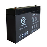 China 6V/7Ah Lead-acid Battery
