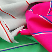 UPF50+ Jersey Fabric in Yarn Dye Auto Stripe, Ideal for Sports or Leisure Wear from Lee Yaw Textile Co Ltd