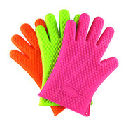 Silicone Oven Mitts from Hong Kong SAR