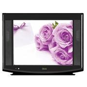 China 15-inch normal flat screen CRT TV