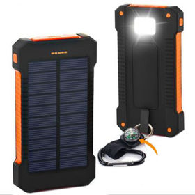 China 1.2W Waterproof Solar Charger Emergency LED Light