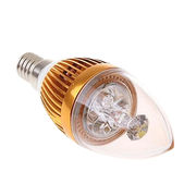 High power LED candle lamp bulb from China (mainland)
