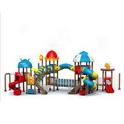 Outdoor Child Playground Equipment Playground Set from Taiwan