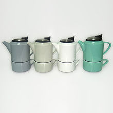 Bone China Tea Set(Tea from Taiwan