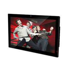 China 32 inch floor stand LED TV display
