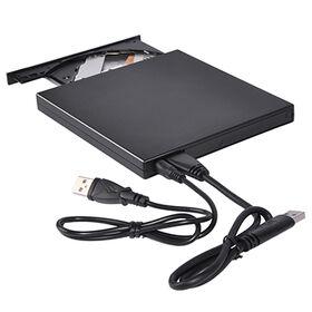 Plug-and-Play Super Slim USB 3.0 SATA DVDRW