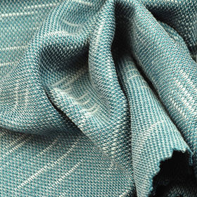 Wicking Fabric of Cotton & Poly Interlock Pique from Lee Yaw Textile Co Ltd