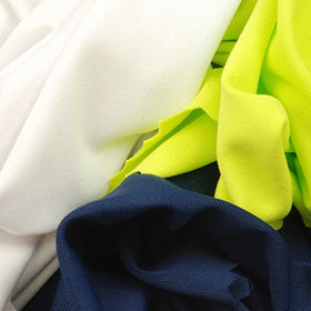 Jersey Fabric Made of 88% Poly + 12% Spandex High Gauge, Ideal for Sports or Leisure Wear from Lee Yaw Textile Co Ltd