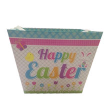 Happy Easter Basket, Eco-friendly Material