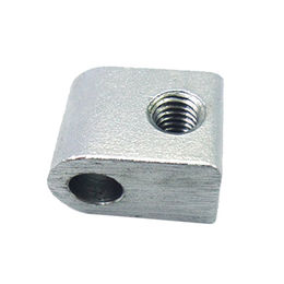 CNC lathe stainless steel machined parts from China (mainland)
