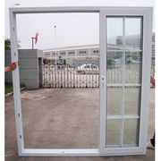 triple glazed upvc sliding door from China (mainland)