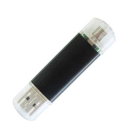 OTG USB Flash Drive, Compatible with Smartphone & Customized Logo from Memorising Tech Limited