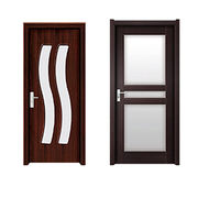 Cheap PVC Exterior Door
