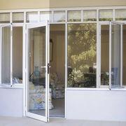 Safety Entrance Door/Exterior Aluminium Door