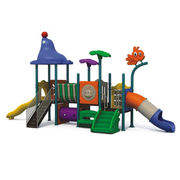 Outdoor Playground Toy Equipment from Taiwan