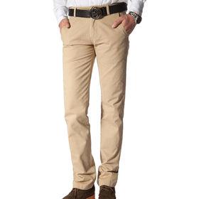 China Del OEM los pantalones formales de los hombres del diseño especialmente