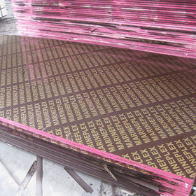 18mm 21mm Durable Brown Film Faced Plywood from China (mainland)