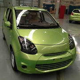 RHD small car from China (mainland)