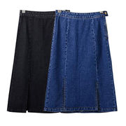 China Women's denim skirts
