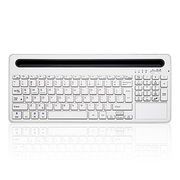 China Dual Device Multiple OS Bluetooth Keyboard