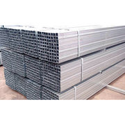 Hot-dipped galvanized welded square steel pipes from China (mainland)