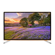 55-inch 4K LED TV with Metal Cabinet and Double Glass from GUANGZHOU SHANMU ELECTRONICS PRO.CO.,LTD