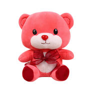Colorful plush teddy bear from China (mainland)
