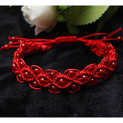 China Delicate Red Cord Bracelet