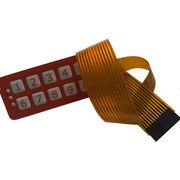 China Double-sided adhesive membrane keypad