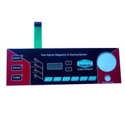 Double-sided adhesive membrane keypad from China (mainland)