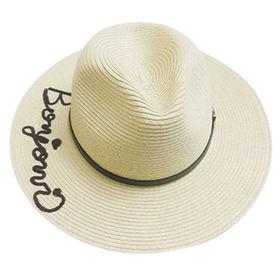 Trendy Wide Brim Straw Hats Ebolle Fashion Accessories Co. Ltd