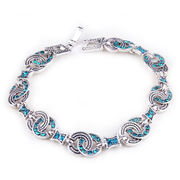 China Antique and Classical Crystal Bracelet Jewelry for Women, New Arrival Style