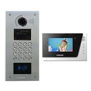 Apartment video door phone with delicate 4.3'' indoor monitor
