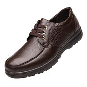 Men's leather shoes from China (mainland)