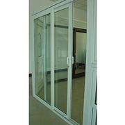 China Residential Kitchen UPVC/ PVC Sliding Door