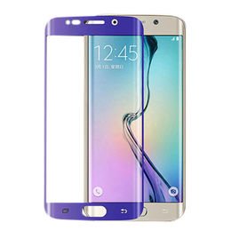 Colorful Plating Tempered Glass Screen Film for Samsung Galaxy S7 Edge from Anyfine Indus Limited