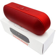 China Heavy Touch Wireless Bluetooth Speaker, Superior Sound Quality, Aux Line-in Audio TF Card