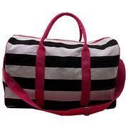 Weekend duffel bags, made of cotton from SHANGHAI PROMO COMPANY LIMITED