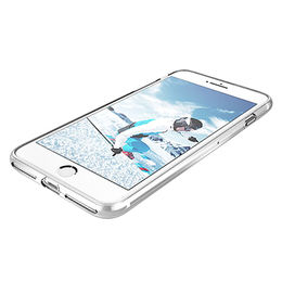 Ultra-slim Scratch-resistant Clear Case with Clear Back Panel., for iPhone from Beelan Enterprise Co. Ltd