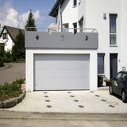 aluminum white discount garage doors Qingdao Jiaye Doors and Windows Co. Ltd