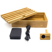 Bamboo Charger Station from China (mainland)