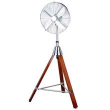 Tripod stand fan