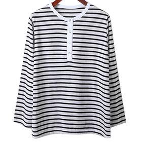 China Women's button T-shirts