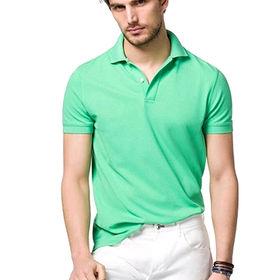 Men's golf T-shirt from China (mainland)